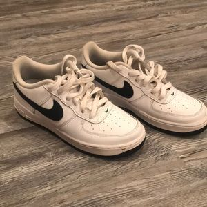 Nike Air Force 1 with Suede Swoosh
